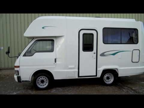 Isuzu Fargo Motorhome - GP MOTORWORKS CAR & CAMPER SALES ISLE OF WIGHT - NOW SOLD!! - YouTube