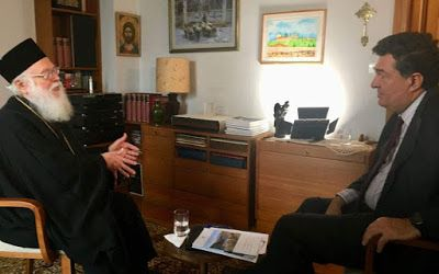 Πνευματικοί Λόγοι: Αρχιεπίσκοπος Αλβανίας Αναστάσιος: Να αντισταθούμε...
