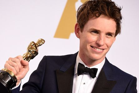 Eddie Redmayne. Fantastic Beasts and Where to Find Them