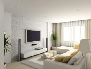 Decorating Ideas- Decor for Bedroom Decorating, Living Room - Walls and Windows
