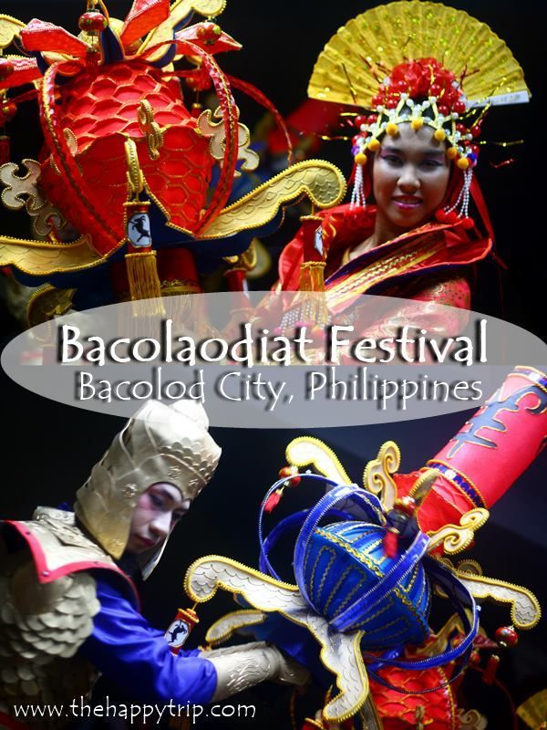 EXPERIENCE BACOLAODIAT FESTIVAL   BACOLOD CITY