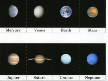 A nice list links to Montessori-inspired astronomy activities #science #solarsystem
