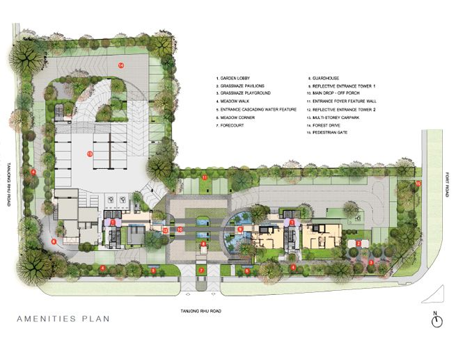 New Launch Condo The Line 010 Condo Playground How To Plan