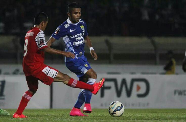 #MartapuraFC vs Persib Bandung Piala Presiden 2015.