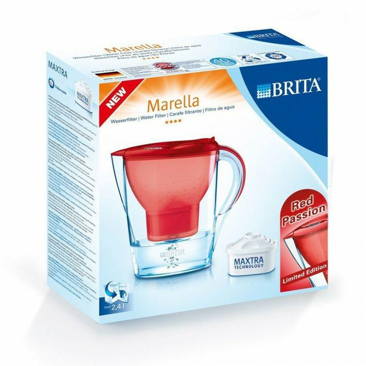 Κανάτα φίλτρου νερού Brita Marella Cool Red Passion