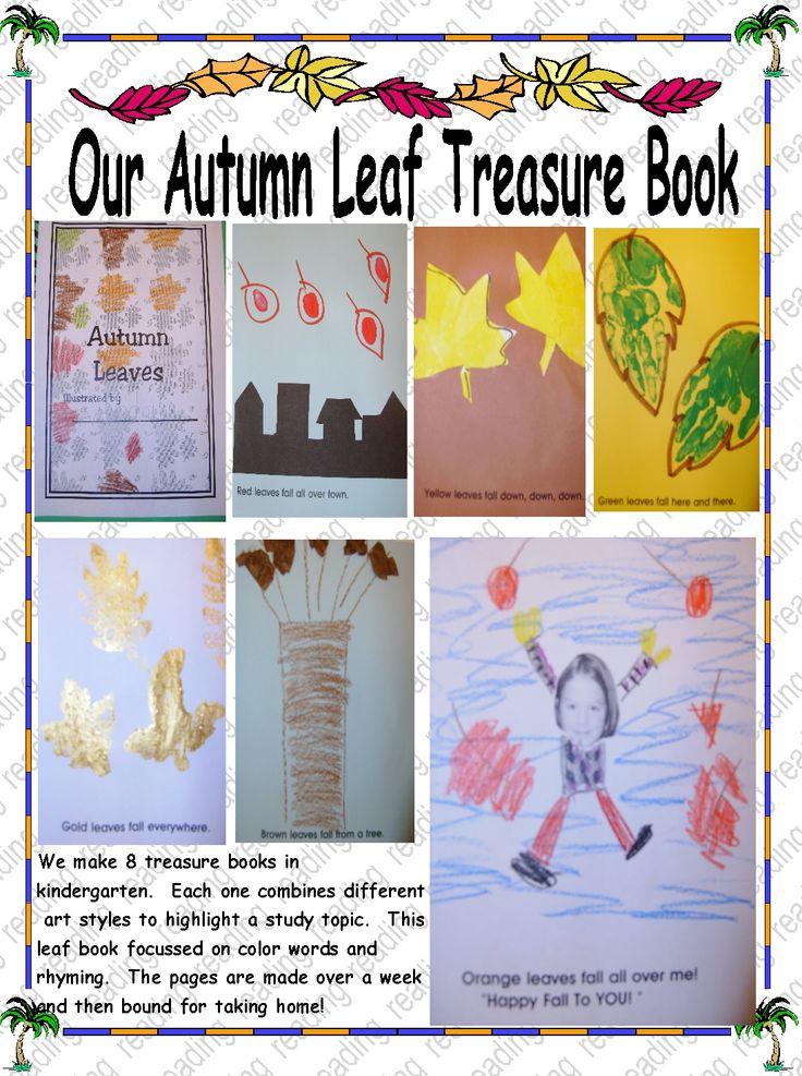 Leaf Book in ART
