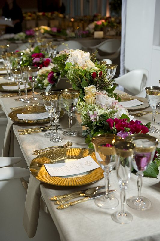 Beautiful tablescape #weddings #tablescapes #blisschicago