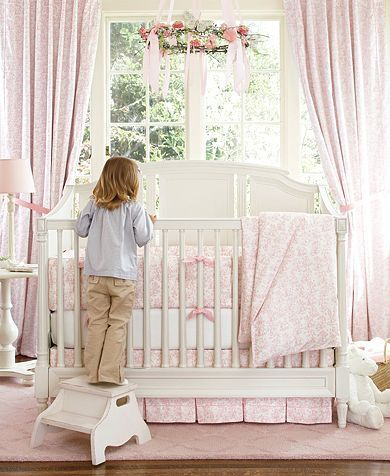 Pottery Barn Nursery Mobile - Coordinately Yours by Julie Blanner entertaining & design that celebrates life