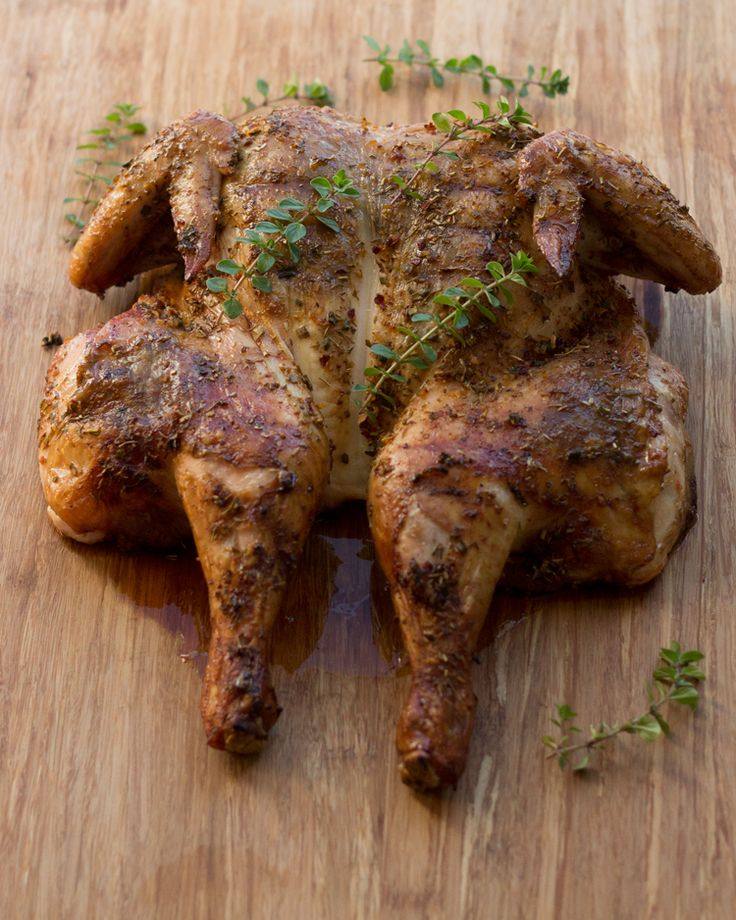 How to Spatchcock and Roast a Chicken on a Weber Grill - BBQ Like It's Hot!
