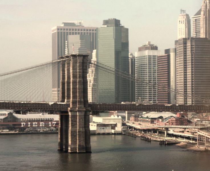 Brooklyn Bridge, Lower Manhattan