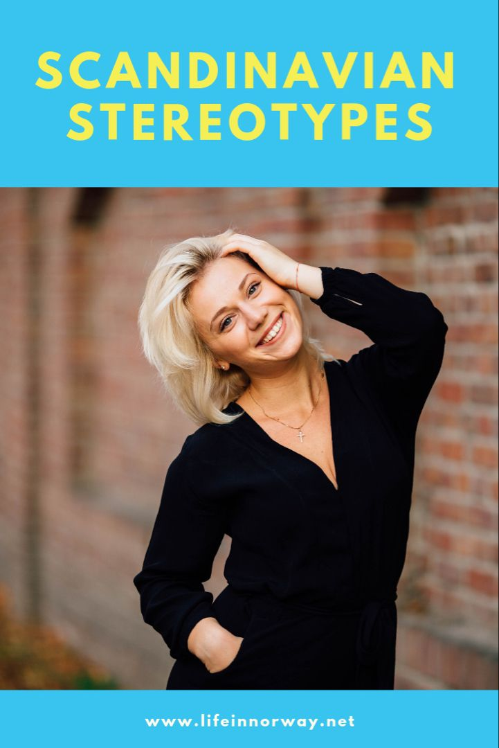 Scandinavian Stereotypes Truths Myths Norwegian People Scandinavian Swedish Women