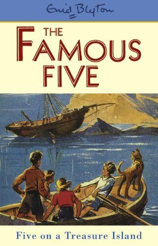 The Famous Five  Enid Blyton is a wonderful author, all children should read some of her books. The Famous five and The Secret seven are two of her book series.