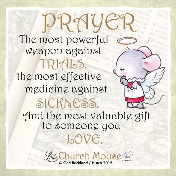 Do You Believe In The Power Of Prayer?