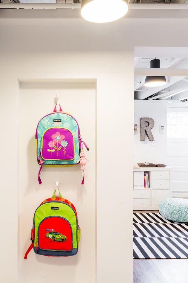 De sótano a PLAY ROOM, una idea genial para niños!