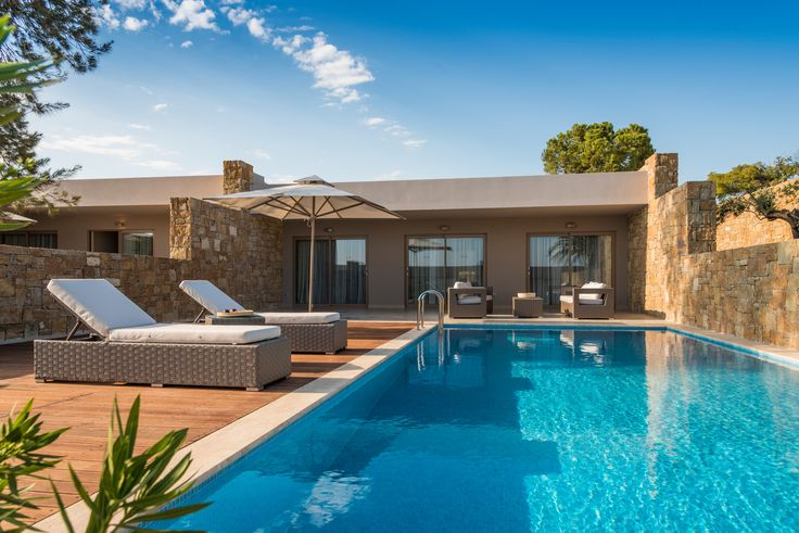 Deluxe Two Bedroom Bungalow Suite Private Pool External