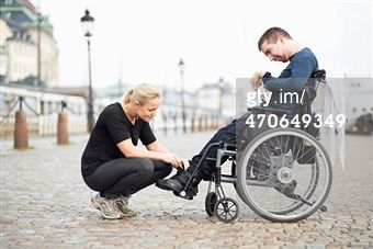 Disability Care Pictures & Stock Photos | Getty Images