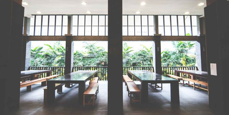 Project : PB Mutiara Image 1 Location : Bandung, Indonesia Site Area : 5575 m2 Building Area : 6152 m2 Design Phase : 2009 - 2010 Constrution Phase : 2010 - 2011 Description : Pelatihan Bulutangkis Mutiara or P.B. Mutiara is a Badminton Training Center with 16 badminton courts, 4 storey athlete dormitory and a spacious canteen based in Cibereum, Bandung.  #architectindonesia #architecture #archdaily #bulutangkis #olahraga #sportvenue #badminton