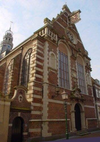 Oosterkerk Grote Oost Hoorn.
