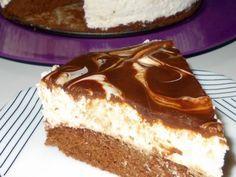 Delícia de natas e chocolate, Receita de Ratolinha - Petitchef