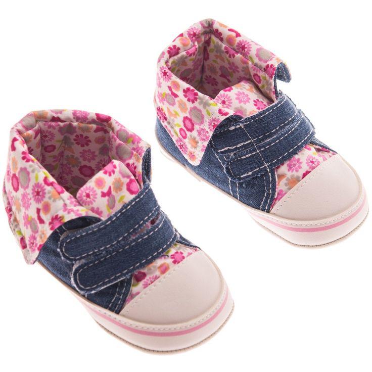 Funny Baby βρεφικά παπουτσάκια αγκαλιάς «Small Flowers» Κωδικός: 18519  €16,90 (-32%)