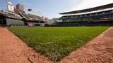 Target Field, as seen in a picture on twinsbaseball.com  <3  <3 Target Field....such a beautiful place to be!