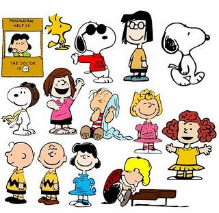 peanuts svg