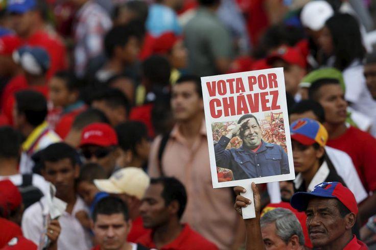 Elecciones Venezuela 2015: La omnipresente nostalgia de Chávez: No se consigue nada. Hay mucho descontento | Adribosch's Blog