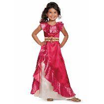 Disfraz Disney Elena De Avalor S(4-6)