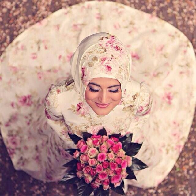 Pinned via Nuriyah O. Martinez | #Hijab #Bride #Beautiful