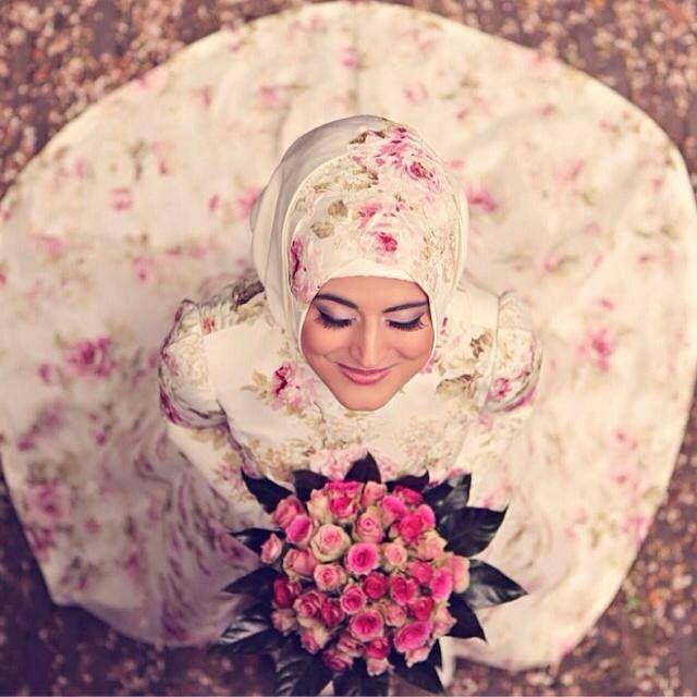 Pinned via Nuriyah O. Martinez | #Hijab #Bride #Beautiful