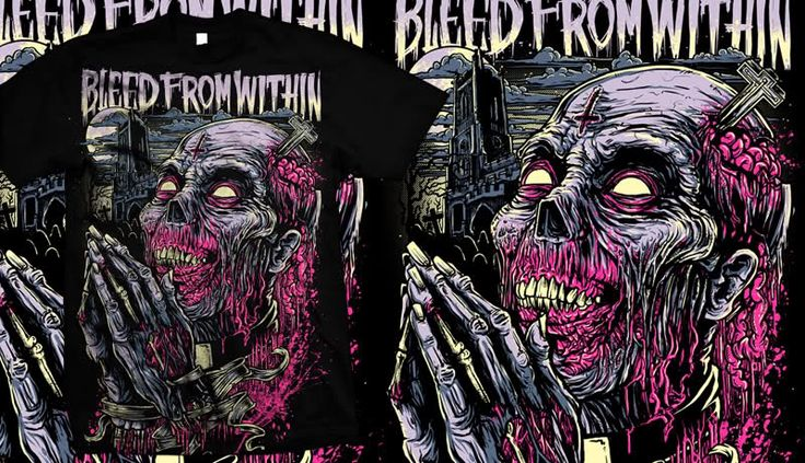 GODMACHINE: Bleed From Within