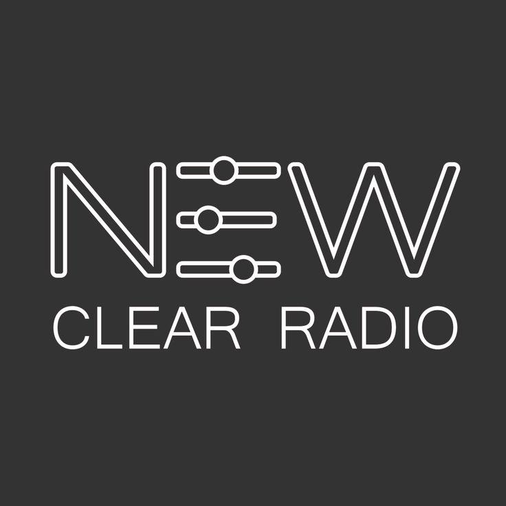 Our logo. GRAPHITE. Listen on http://newclearradio.net/
