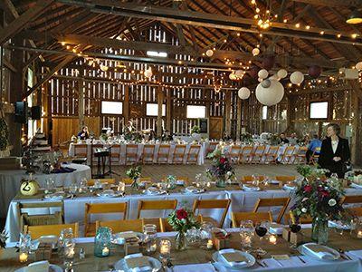 Indianapolis Barn Wedding Venues Traders Point Creamery