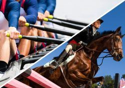Grand National vs. The Boat Race: Generating enough energy to power 100,000 TVs -