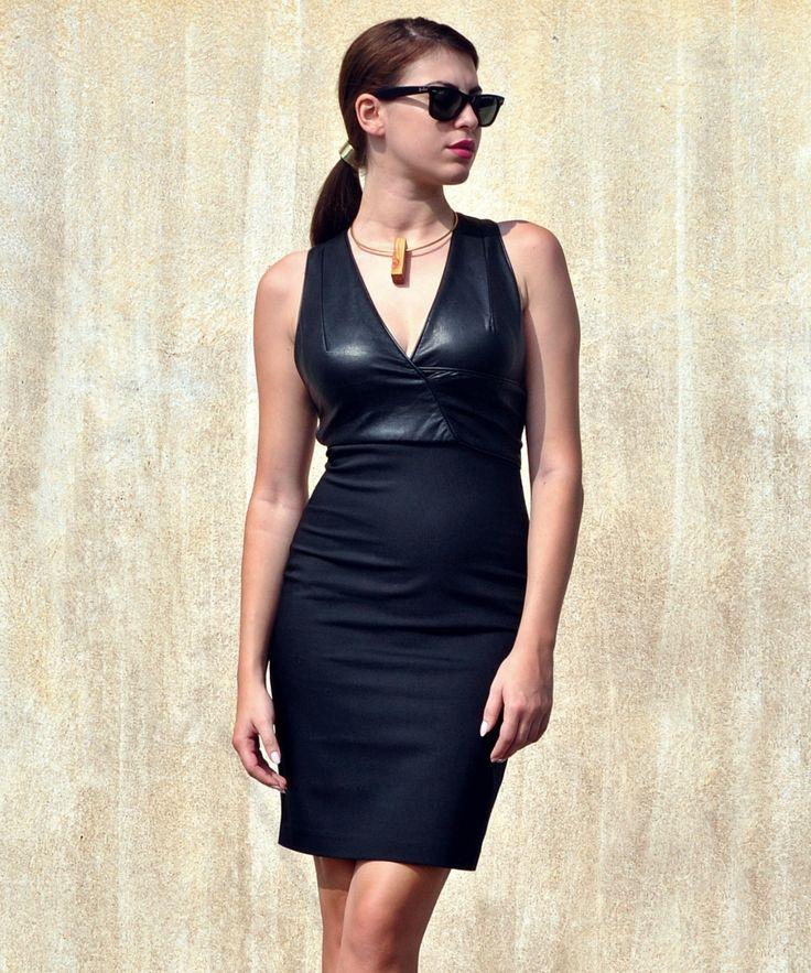 grama black dress