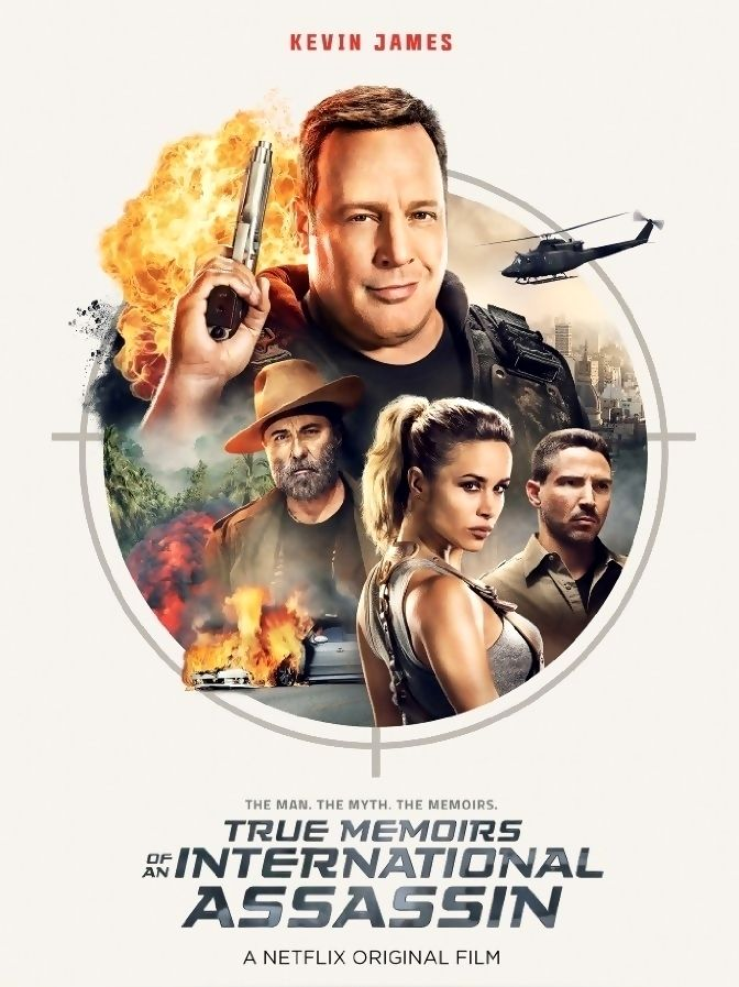 True Memoirs of an International Assassin is a 2016 American action comedy web film directed by Jeff Wadlow. The film stars Kevin James, Zulay Henao, Andy García, Maurice Compte, Kelen Coleman, Andrew Howard, and Rob Riggle. Plot: After a publisher changes a writer's debut novel about a deadly assassin from fiction to non-fiction, the author finds himself thrust into the world of his lead character, and must take on the role of his character for his own survival.