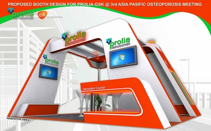 Special Design Booth by Nasrul Ibrahim at Coroflot.com