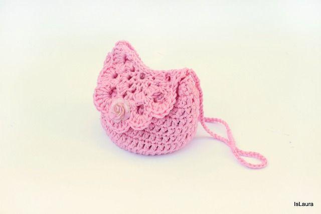 Come realizzare una borsina a crochet