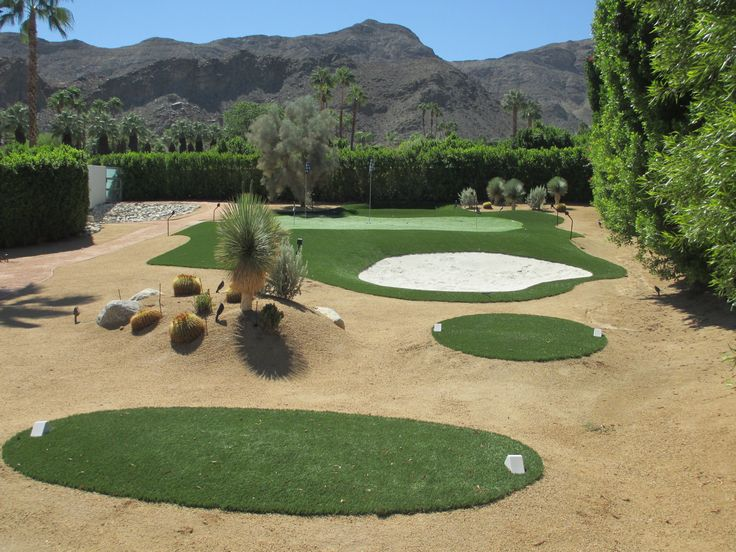 It's the EasyTurf difference! l artificial grass l synthetic grass l putting green l golf l sports l go green l