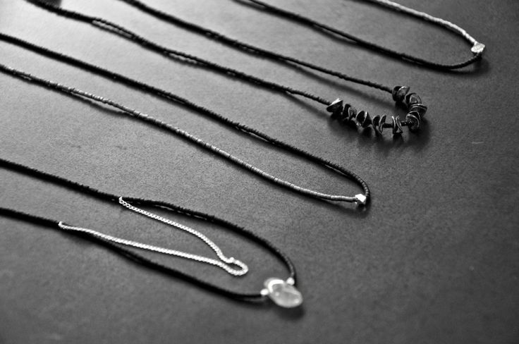 Coveted. Nikki B's new jewellery collection features necklaces and bracelets in strings of delicate beads and gem stones. In store now, prices range from $67. #nikkib #jewellry #conceptstores #theshelter #ponsonby