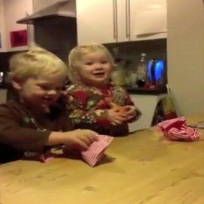 """Dad's """"Bad"""" Presents Demonstrate the True Meaning of Christmas"""