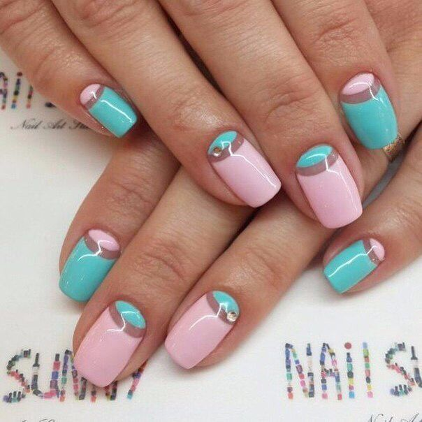 Best 25+ Natural Nail Designs Ideas On Pinterest