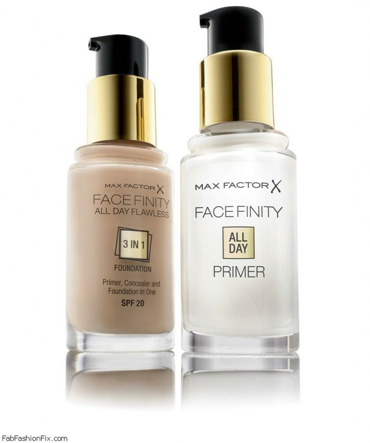 Factor Facefinity All Day Foundation & Primer