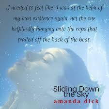 Image result for Sliding Down The Sky Amanda Dick