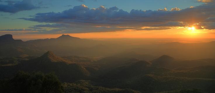 The Warrumbungles NP in Coonabarabran, NSW.    http://www.milesrowland.com/