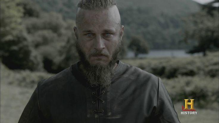 Vikings | Ragnar... crying... huh.