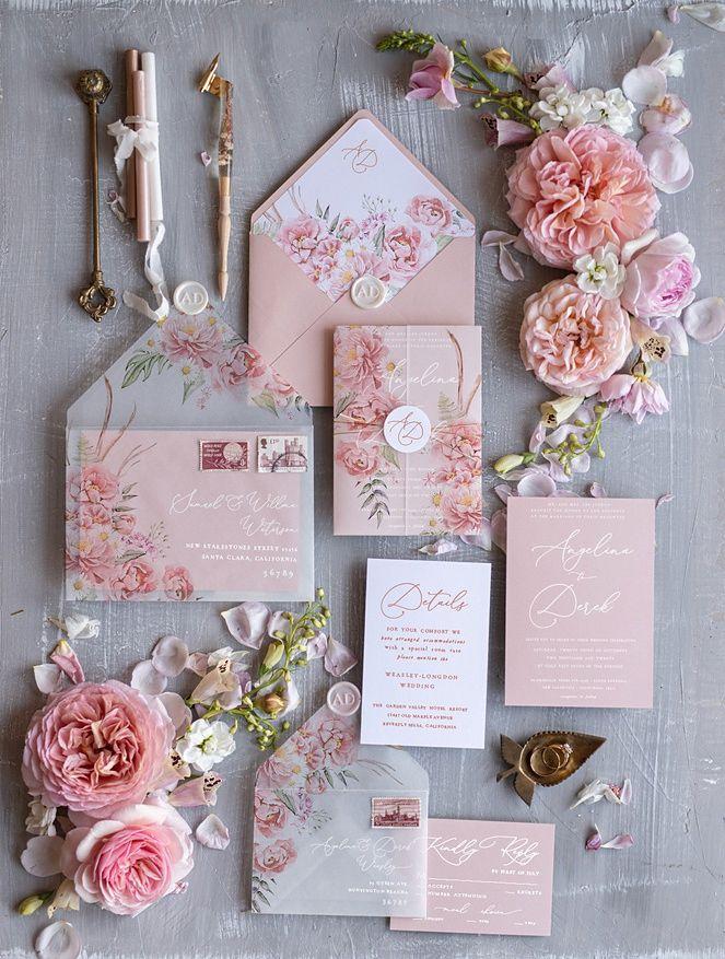 Wedding invitations designs luxury elegant invites 200