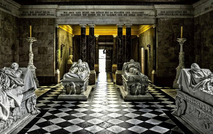 Prussian Royal Tomb