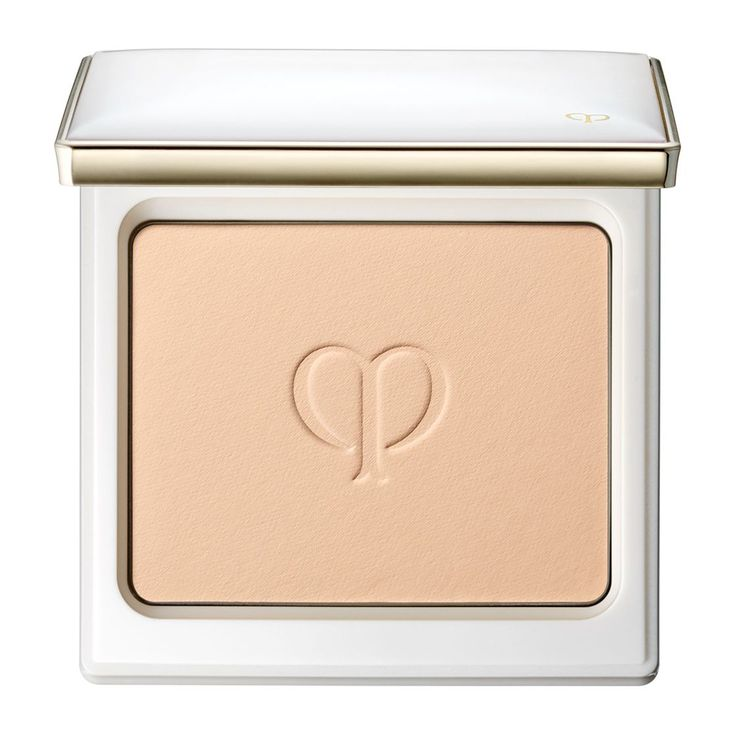 Cle de Peau Beaute Brightening Powder Foundation - Everglow #CledePeau #CledePeauBeaute
