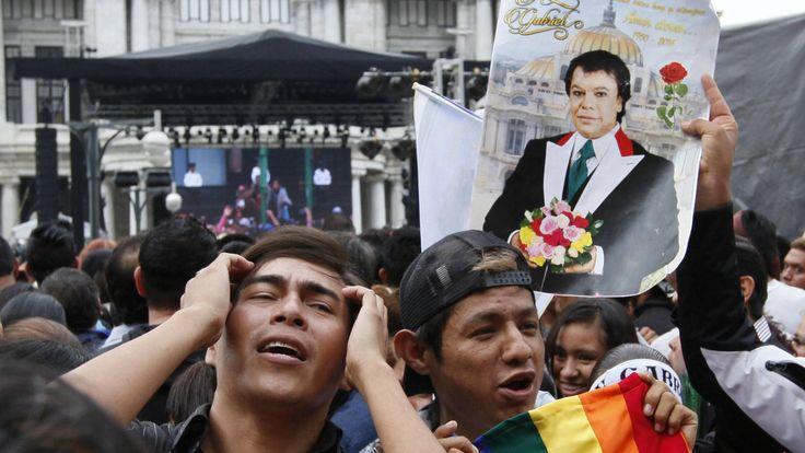 Juan Gabriel el gay seductor que triunfó en el país de los machos